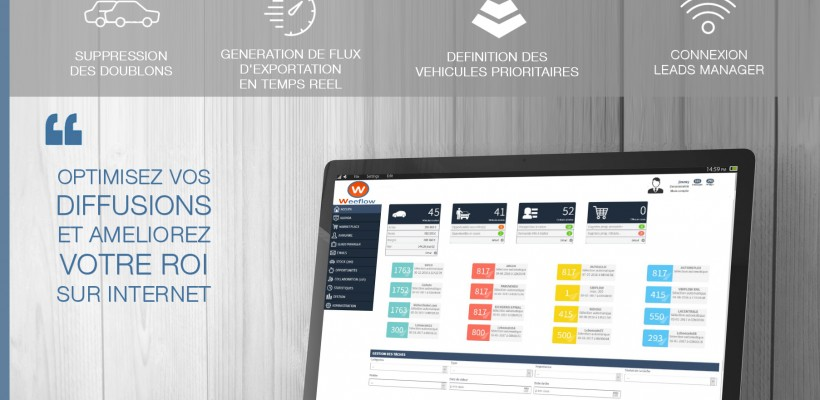 Weeflow : Une solution simple est performante de multi diffusion